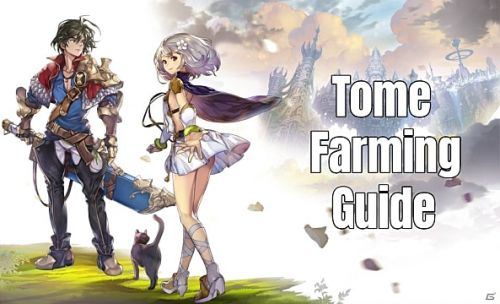 Another Eden Tome Farming Guide