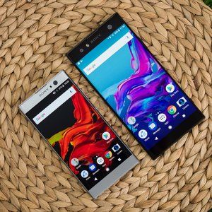 Why did Sony's smartphones lose their popularity?