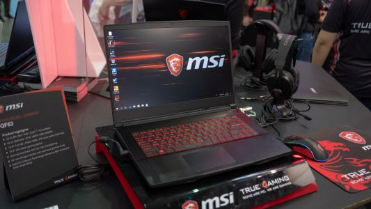 This MSI GF63 gaming laptop deal is the best we've seen since Black Friday