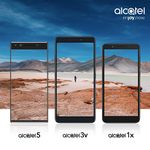 Alcatel 5, Alcatel 3V and Alcatel 1X to be unveiled on February 24th