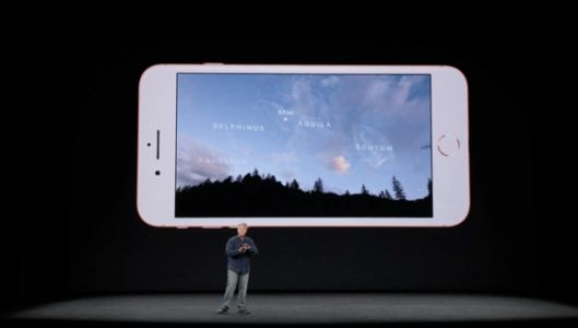 Apple shows off the first ARKit apps and games