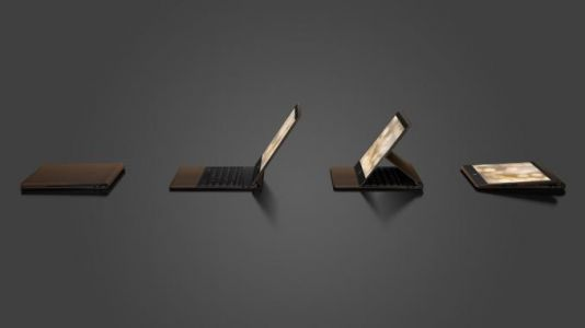 HP Announces The Spectre Folio: Leather Laptop