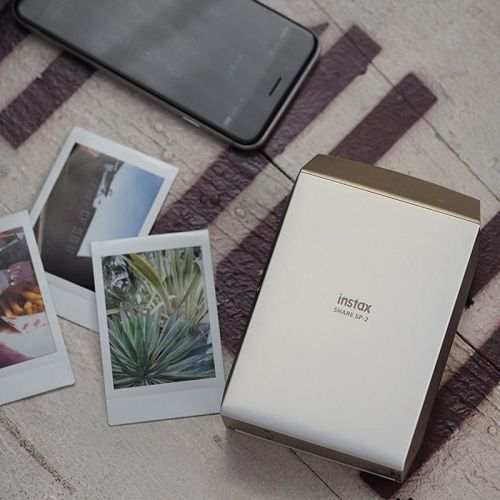 Print your phone photos with $30 off Fujifilm's Instax Share SP-2 printer
