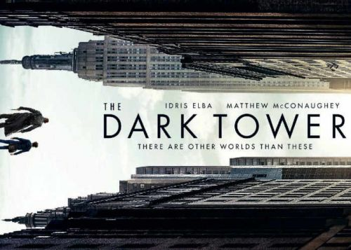 The Dark Tower Teaser Trailer And Idris Elba and Matthew McConaughey Interview