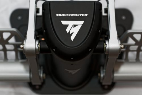Thrustmaster TPR: The best flight sim pedals you can buy in a store like a normal person