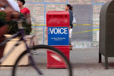 Farewell to the Village Voice, the Publication That Welcomed Me to America