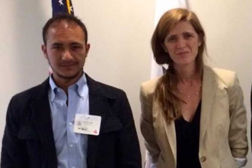 'Ambassador Samantha Power Lied to My Face About Syria,' by Kassem Eid