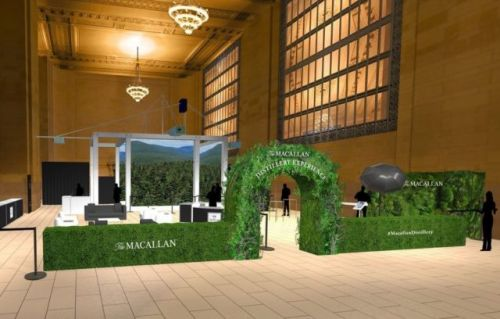 The Macallan Distillery Offers 4D Virtual Reality Tours