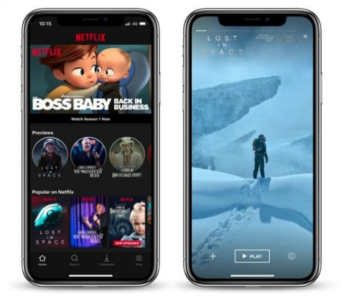 Netflix Tests Disabling In-App Subscriptions on iOS in Some Countries