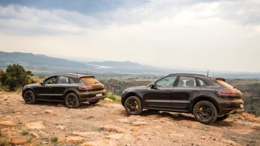 The New Porsche Macan Teased Ahead Of Launch