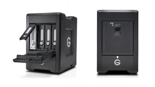 Western Digital launches new G-Technology G-Speed Shuttle Thunderbolt 3 external storage unit