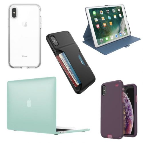 Save 25% on Speck's cases for iPhone XS, iPhone XS Max, and more