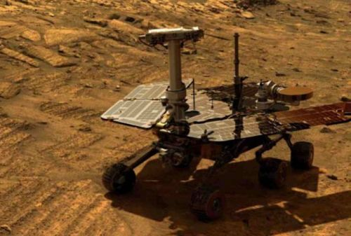 Mars Opportunity Rover Is Officially Dead