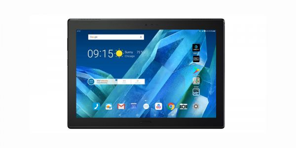 Motorola returns to the tablet game with $299 'Moto Tab' for AT&T