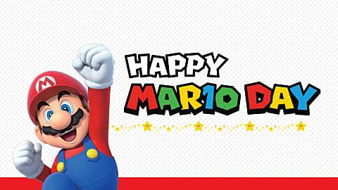 Nintendo Celebrates Mario Day with Switch Promotion and Mario Game Discounts