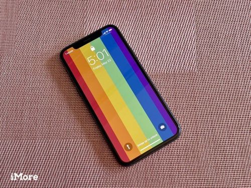 Spruce up your iPhone with these fabulous Pride Month wallpapers!