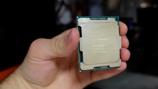 Intel Cascade Lake's official listing reveals server-grade processors
