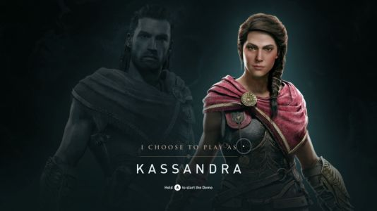 Assassin's Creed Odyssey world premiere hands-on: Ubisoft is going full Witcher