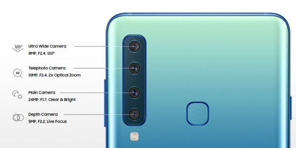Samsung reportedly planning five flagship phone models for early 2019