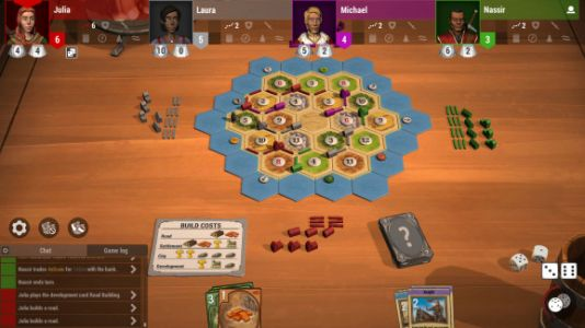Catan Universe brings the popular Settler board game to Android and iOS on November 15