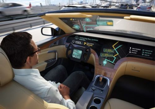 Study Finds That Self-Driving Vehicles Cause Higher Levels Of Stress