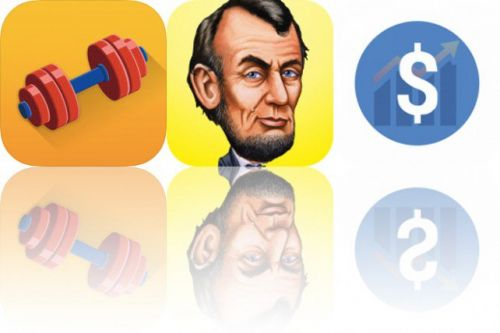 Today's Apps Gone Free: Daily Strength, Who Was? Adventure and Budget