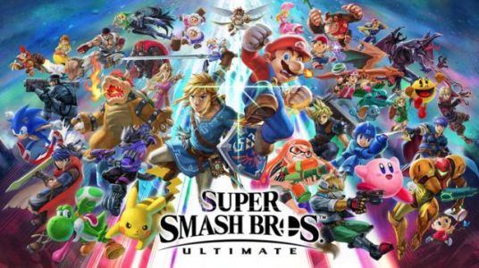 Super Smash Bros Ultimate Is The Fastest-Selling Smash Bros Game Of All Time