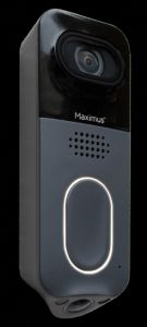Maximus Answer DualCam Video Doorbell at CES 2019