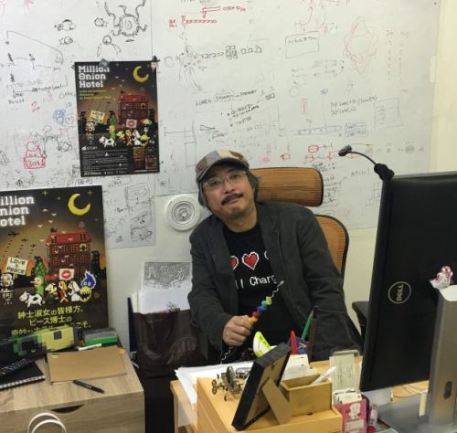 An Interview with Yoshiro Kimura from Onion Games, Part Two