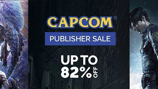 Resident Evil 3 Remake, Mega Man Headline Big Capcom PC Sale