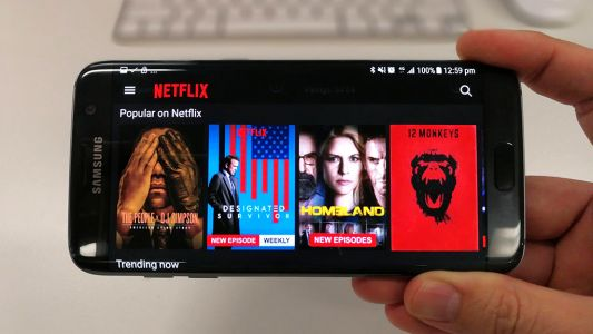 Netflix gets easier playback controls for its mobile app