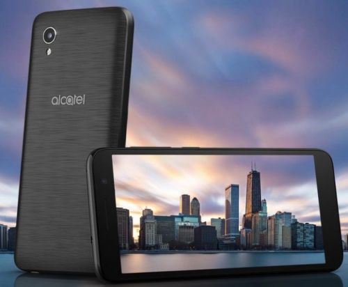 $89 Alcatel 1 Android Go Smartphone Arrives