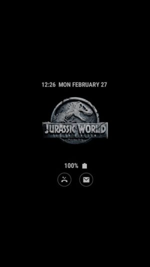 Samsung Releases Jurassic World Themes For Some Devices