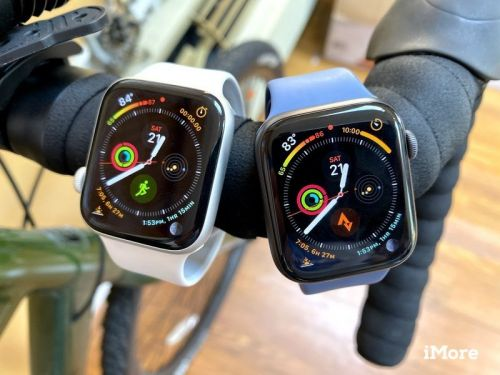 Apple Watch Series 6 makes this lazy cyclist very happy