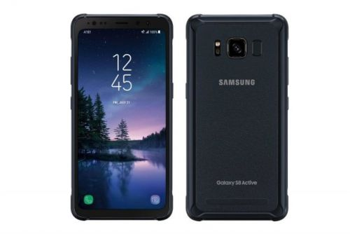 The Galaxy S8 Active lands on Sprint this Friday for 50% off