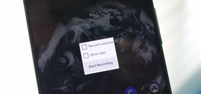 How to Enable the Built-in Screen Recorder on Android 10