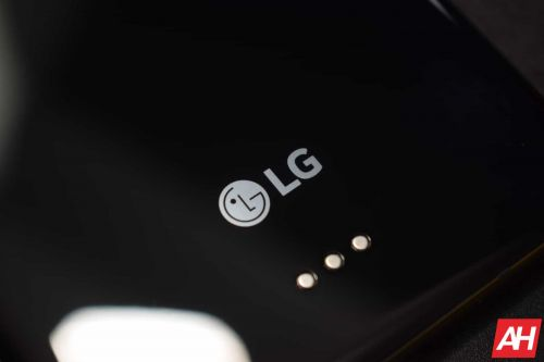 First Look At The LG Rollable Smartphone Provided By A Tipster