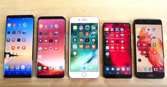 The Android-killing iPhone is finally here, and it's not the iPhone X