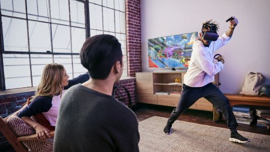 Can you get fit in virtual reality?