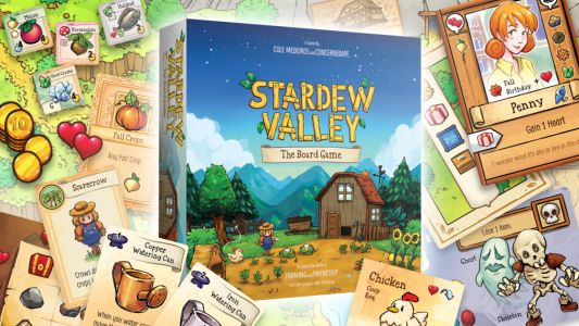 Stardew Valley board game and five more tabletop gaming adaptations you need to play