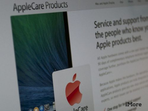 You can get quicker AppleCare+ replacements in the new Apple Support app
