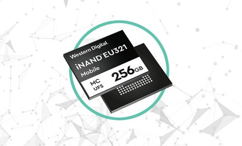 Western Digital Unveils iNAND MC EU321: a UFS 2.1 Drive Based on 96L 3D NAND