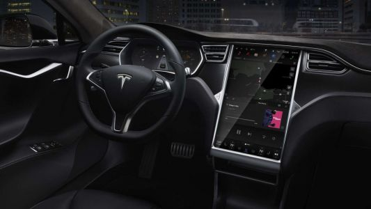 Tesla's will get the most obvious feature for their huge screens