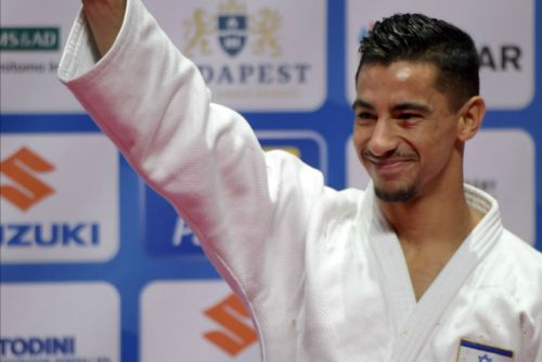 An Israeli Won Gold in Judo in Abu Dhabi. They Refused to Play His National Anthem-So He Sang It Himself