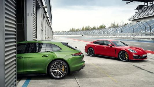New Porsche Panamera GTS appears on video