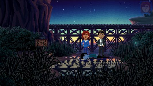 'Thimbleweed Park' Review - It's Not Over Til The Weird Uncle Sings