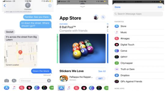 5 ways iMessage is better in iOS 11