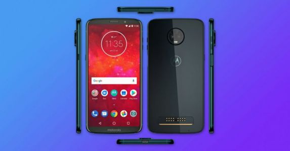 Leak: The Moto Z3 Play kills the giant bezels. and the headphone jack