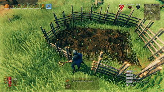 Valheim Farming Guide: How to Plant Seeds, Use the Cultivator