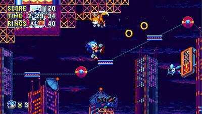 Why People Are Upset Over Denuvo in Sonic Mania